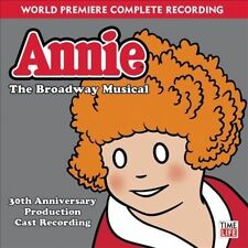 Annie - the Broadway Musical (30th Anniversary Production) (CD, Oct-2010)