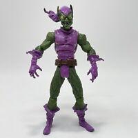 "2009 Spider-Man Classics Green Goblin Marvel Legends 6"" Figure Hasbro"