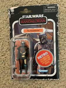Star Wars The Mandalorian Retro Collection by Kenner
