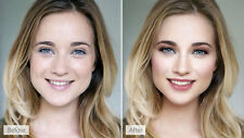 Professional Grade Retouching Services For Portrait, Commercial, and more!