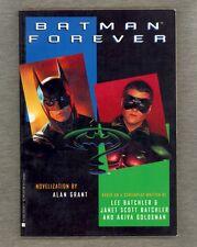 Batman Forever by Alan Grant 1995 PPBK 1st Edition Movie Photos Val Kilmer Cover
