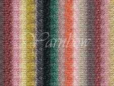 Noro ::Janome #10:: silk wool yarn New 2014! GWine-Rose-Teal-Black-Orange-Browns