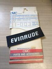 210342 EVINRUDE DECAL NOS  CN-13