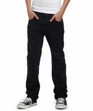 LEVIS 511 SLIM BOYS  SKINNY BLACK  JEANS NWT $44 : 14 REG