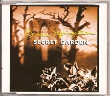 BRUCE SPRINGSTEEN Secret Garden 4track AUSTRIA CD sandy
