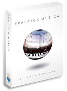 NEW Ars Nova Practica Musica 6 Ear Training Music Theory WIN/MAC