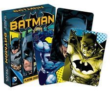 Batman DC Comics Playing Cards Deck New