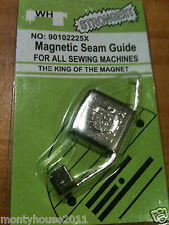 New!! - UNIVERSAL-- MAGNETIC SEAM GUIDE FOR SEWING MACHINES