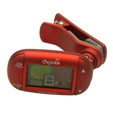 Cherub WMT-600RC Reversible Clip Metro-tuner For Guitar, Bass