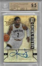 2011-12 Kyrie Irving Panini Gold Standard Auto RC... BGS 9.5 w/all 9.5 & 10 subs