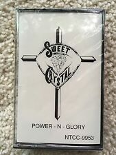 SWEET CRYSTAL 1984 CASSETTE DEMO private xian christian metal melodic hard rock
