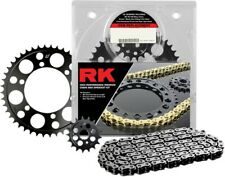 RK 3066-040E 525XSO X-Ring Steel Replacement Chain Kit Sprocket Kit Silver