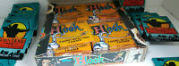 VINTAGE TOPPS LOT Hook and Robin Hood Glossy Movie Card and Sticker Pack Lot