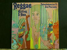 Nabucodonosor & The Pharoahs Reggae dispuesto Lp genial!