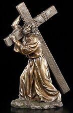 Jesus Christ Figurine - WEG to Crucifixion - Statue Cross Station of the