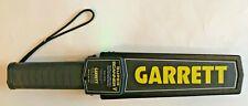 Garrett Super Scanner V Metal Detector Handheld Wand