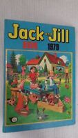 Jack and Jill Book 1979 by Anon, Hardcover | 1978-01-01, Very Good