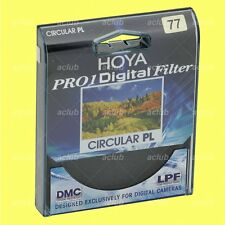 Genuine Hoya 77mm Pro1D CPL Digital C-PL Circular Polarizing Filter