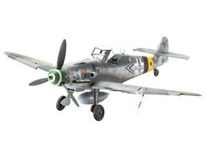 Messerschmitt Bf109 G-6 (Military Aircraft) 1:3 2 Plastic Model Kit Revell