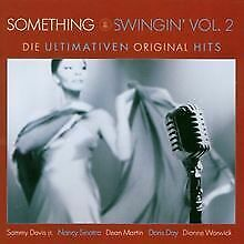 Something Swingin' Vol.2 von Various | CD | Zustand akzeptabel