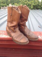 Red Wing Pecos boots UK8 US9D