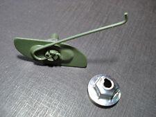"""1 pc Ford fender door body side trim moulding clip sealer nut 7/8"""" to 1-1/8"""" NOS"""