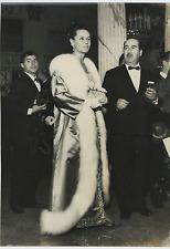 Italia, Mimi Alberini  Vintage  Tirage argentique  22x30  Circa 1966