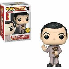Mr. Bean Pop! Funko Mr. Bean Pajamas Vinyl Figure Television n° 786 CHASE
