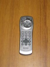 Sharp Projector Remote Control GA013WJ - Tested Working