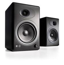 Audioengine A5 Powered Multimedia Speakers Pair in Satin Black