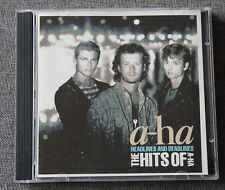 A-ha, headlines and deadlines - the hits of - best of, CD