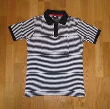ATTICUS Polo-Shirt Gr. M schwarz/weiß Blink 182 macbeth dead bird striped black