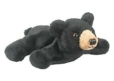 Wildlife Artists - Black Bear Finger Puppet