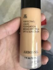 Arbonne Perfect Liquid Foundation Golden Bronze Volour Plante Base 30ml