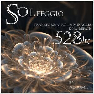 Solfeggio Schlüssel- Frequenzen - Solfeggio 528 Hz - digital Download!