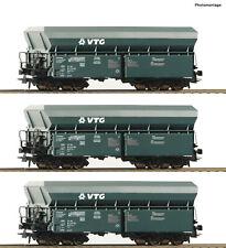 Roco 76092 3er Set Selbstentladew. VTG , Spur H0, Ep.VI NEU/OVP