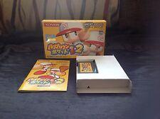 POWER PRO KUN POCKET 1&2 NINTENDO GAME BOY ADVANCE GBA DS JAPAN KONAMI 1 2
