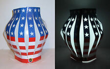 4 illooms LED Light up Flag Balloon Lantern Patriotic Political Campaign Party