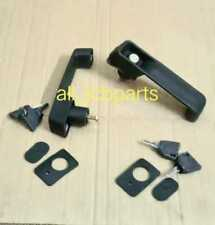 Jcb Parts Door Handle With 2 Keys Set Of 2 Pcs. Part No. 123/06547 701/45501