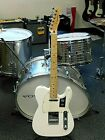 2021 Fender Player Telecaster Electric Guitar! Polar White Finish! NO RESERVE!