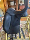 """WinTec Isabell Werth 17"""" dressage saddle Flocked Size Medium +9 Added D Rings!"""