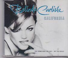Belinda Carlisle-California promo cd single