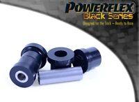 PFF85-211BLK Powerflex Front Wishbone Front Bushes BLACK Series (2 in Box)
