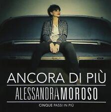 Alessandra Amoroso - Ancora Di Più - Cinque Passi In Piu' ( CD - Album )