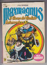 MAXMAGNUS  n. 2  #  ottimo con adesivi