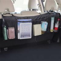 Car Trunk Multi-use Backseat Storage Bag Oxford Seat Back Organizers Universal