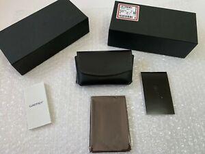 Authentic Persol Folding Sunglasses Case Soft Folding