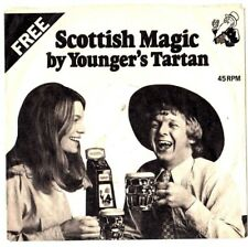 """RARE"".YOUNGER'S TARTAN AD.UK ORIG 7"" PIC/SLEEVE ""ONLY"".EX."