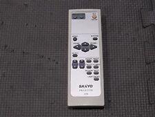Genuine Sanyo CXVB Projector Remote Control For PLC-XE31, PLC-XE40, PLC-XE45
