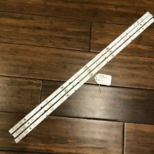SHARP LB40048 (3) LED STRIPS FOR LC-40LB601U AND OTHER MODELS